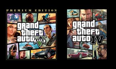 GTA5とGTA4の違い、おすすめなところ【オフライン専門】比較してみた!